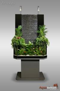 installation à domicile fontaine aquarium pour votre entreprise